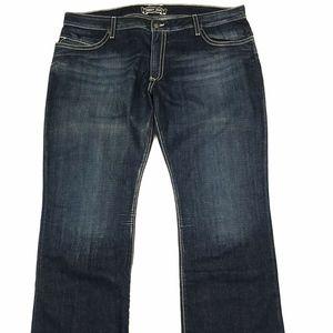 Robin's Jean Studded Denim Jeans Sz 44